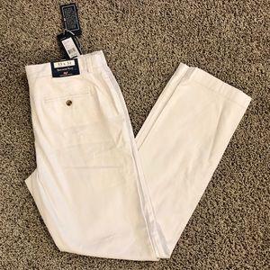 Vineyard Vines white Breaker Pants NWT 33x34